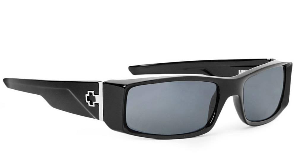 Spy Optic SPY HIELO Black/Grey Polarized
