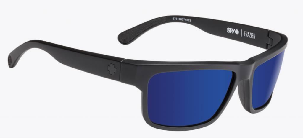 Spy Optic SPY FRAZIER Matte Black/Happy Bronze Polar Blue Spectra