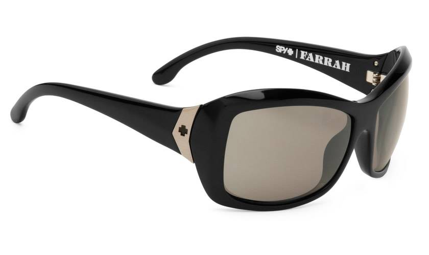 Spy Optic SPY FARRAH Black/Happy Bronze Polar Black Mirror
