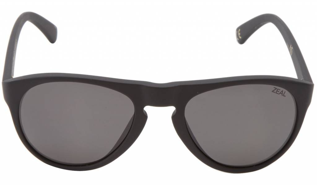 Zeal Optics ZEAL MEMPHIS Matte Black/Dark Grey