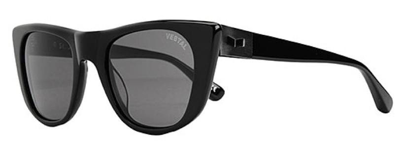 Vestal VESTAL ST. JANE - POLISHED BLACK/GREY/BRUSHED GUN METAL