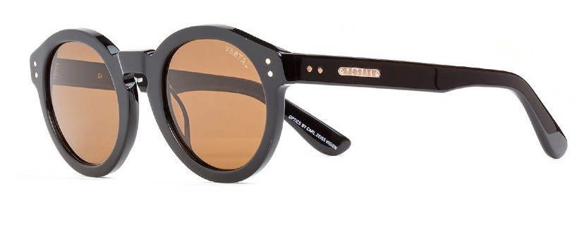 Vestal VESTAL NAPLES - BLACK/ROSEGOLD/BROWN POLAZRIZED