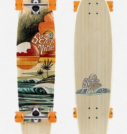 "Sector 9 SECTOR 9 - STRAND 34"" X 8.35"" COMPLETE"