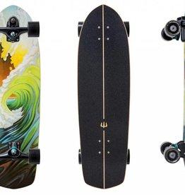 """Carver Skateboards CARVER GREENROOM C7 34"""""""