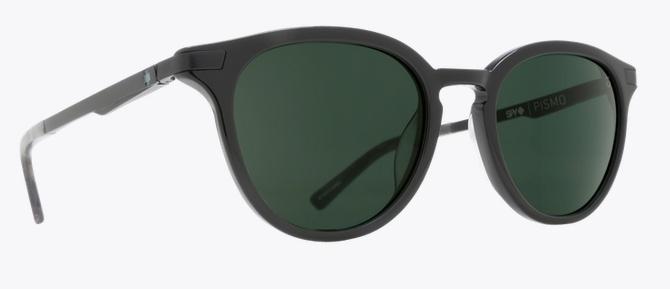 Spy Optic SPY PISMO MATTE BLACK HAPPY GREY GREEN