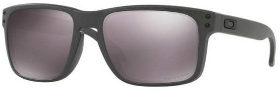 OAKLEY HOLBROOK STEEL PRIZM DAILY POLARIZED