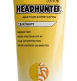 Headhunter HEADHUNTER SPF 50 SUNSCREEN CLEAR / WHITE BODY LOTION