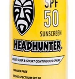 Headhunter HEADHUNTER SPF 50 SUNSCREEN SPRAY 6.3oz.