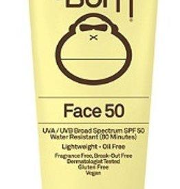 Sun Bum SUM BUM SPF 50 FACE LOTION CLEAR 3.0 oz