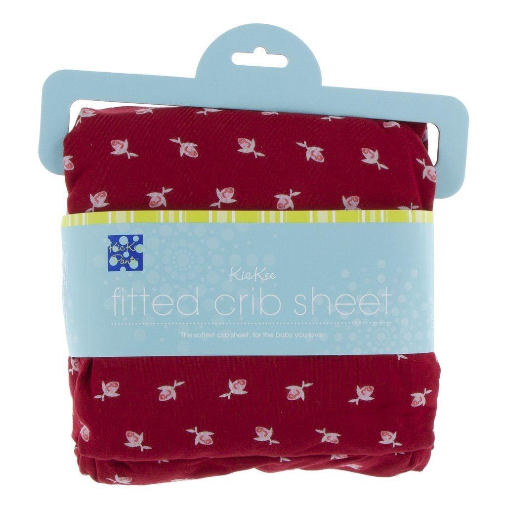Kickee Pants Kickee Pants London Crib Sheets
