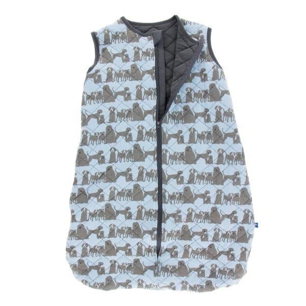 Kickee Pants Kickee Pants London Quilted Sleeping Bag