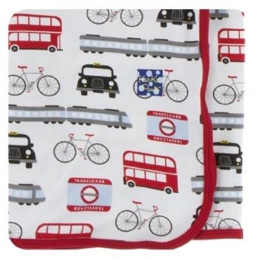 Kickee Pants Kickee Pants London Swaddling Blanket