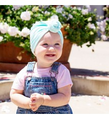 Baby Wisp Baby Wisp - Nylon Knot Hat