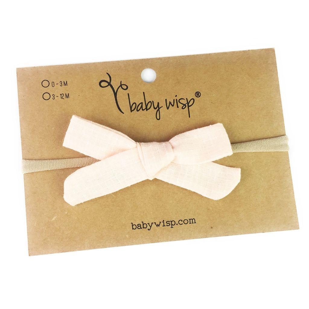 Baby Wisp Baby Wisp Hand Tied Headband