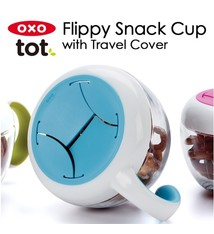OXO Tot OXO Flippy Snack Cup