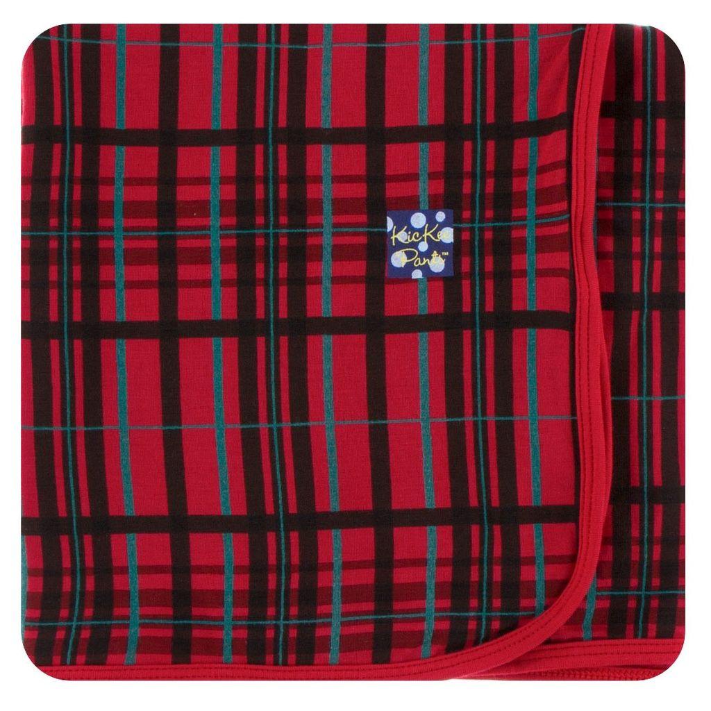 Kickee Pants Kickee Pants Holiday Toddler Blanket