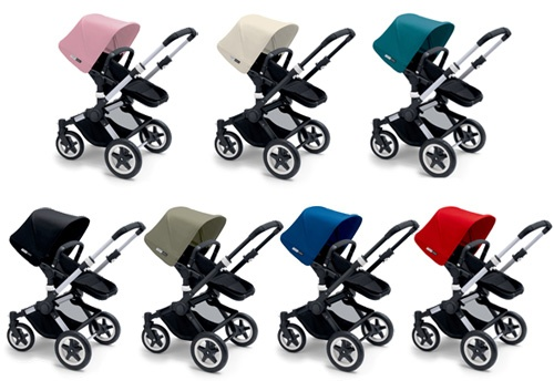 Bugaboo Bugaboo Buffalo Tailored Fabric Set