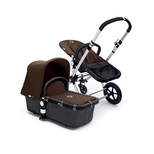 Bugaboo Bugaboo Cameleon 2 Tailored Fabric Set - Dark Brown