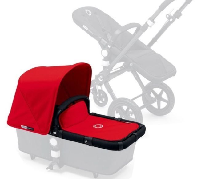 Bugaboo Bugaboo Cameleon Tailored Fabric Set - Red