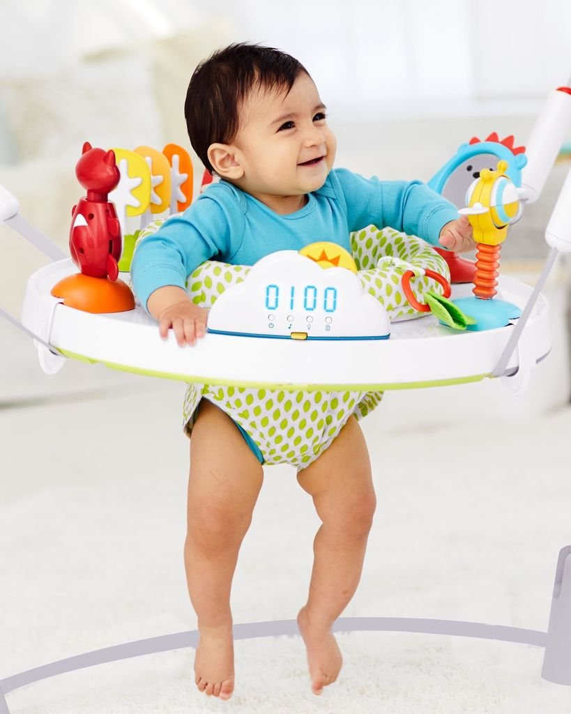 Skip Hop Skip Hop Explore & More Jumpscape Fold Away Activity Jumper