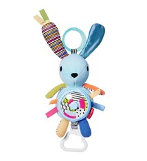 Skip Hop Skip Hop Vibrant Village Pull & Spin Activity Bunny