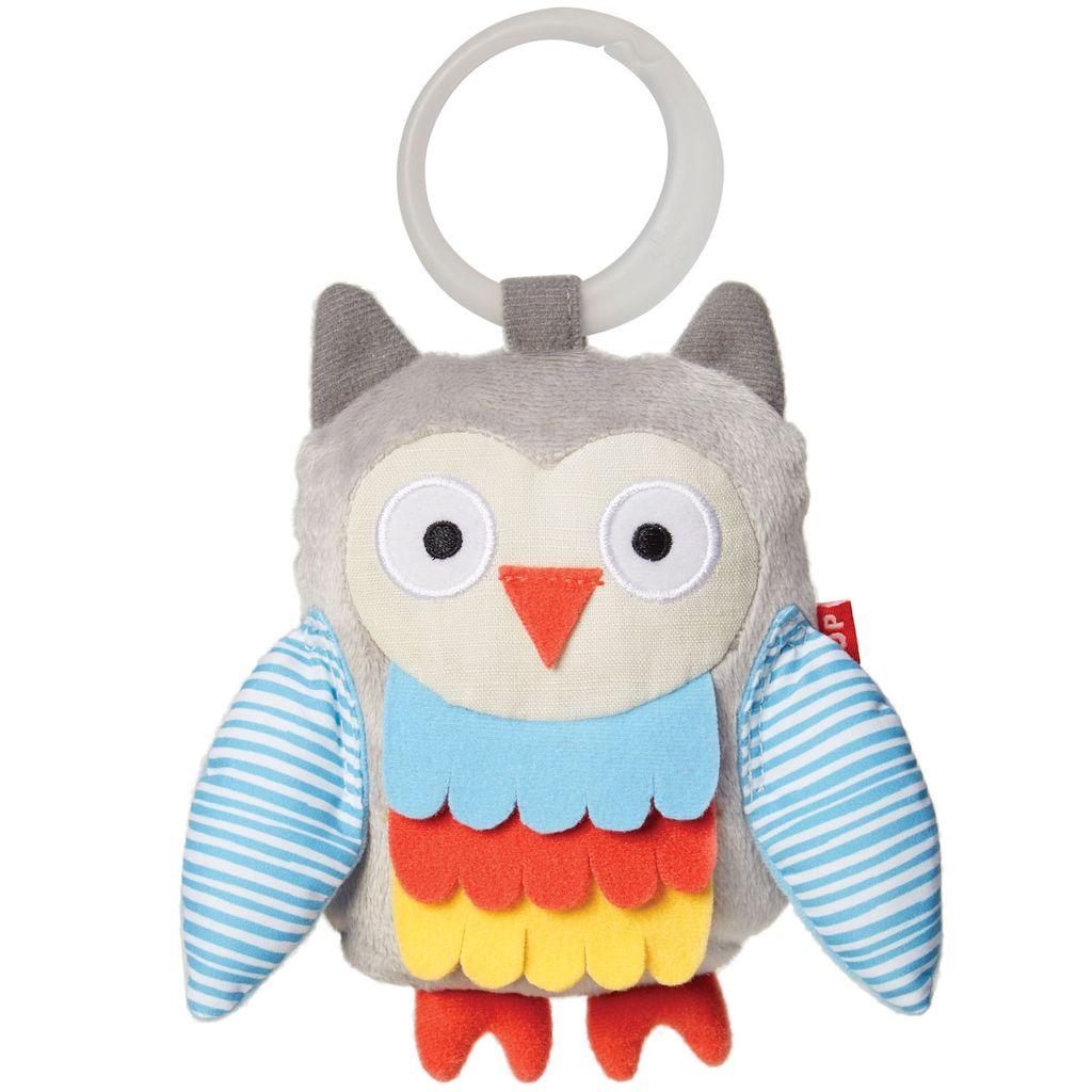 Skip Hop Skip Hop Wise Owl Stroller Toy