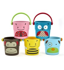Skip Hop Skip Hop Zoo Stack & Pour Buckets