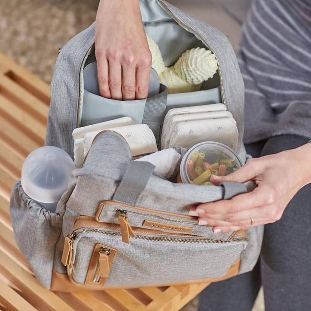 JJ Cole JJ Cole Papago Pack Diaper Bag