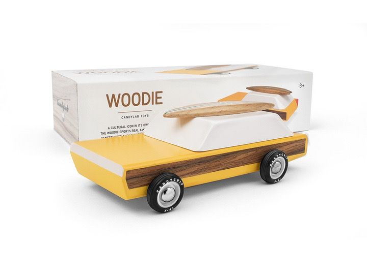 Candylab Toys Candylab Toys Woodie Classic