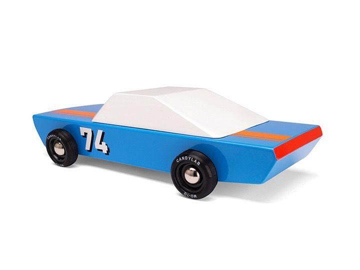 Candylab Toys Candylab Toys Blu-74 Racer