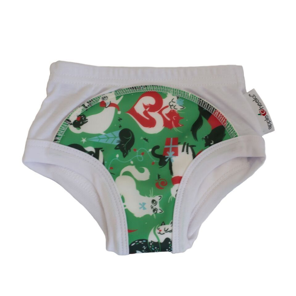 AppleCheeks AppleCheeks Learning Pants (Patterned)