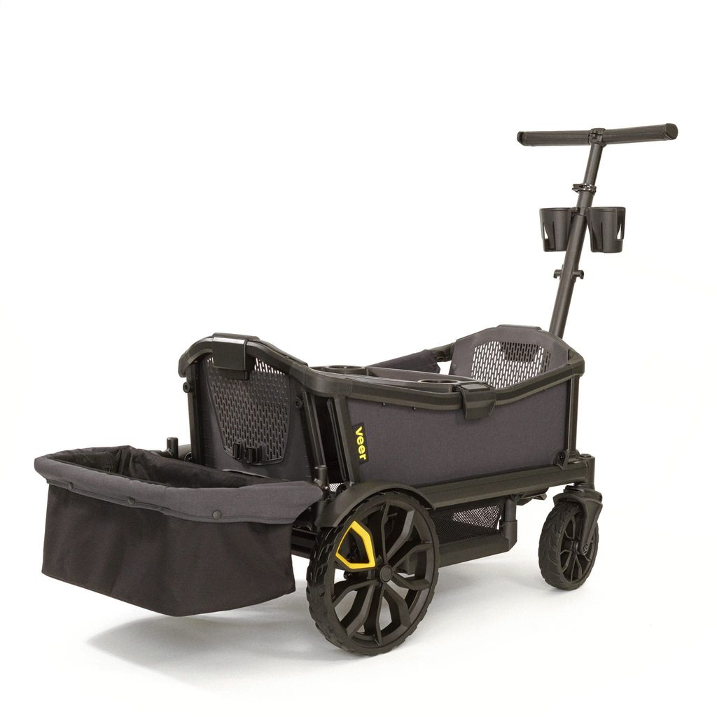 Veer Gear Veer Foldable Rear Basket