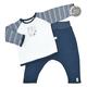 Perlimpinpin Perlimpinpin Bamboo T-Shirt & Lounge Pants