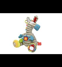 Dolce Toys Dolce Toys Activity Zebra