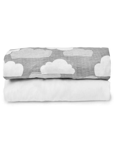 Skip Hop Skip Hop Travel Crib Fitted Sheet Set