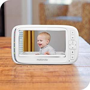"Motorola Motorola 5"" Digital Video Monitor MBPCOMFORT50"