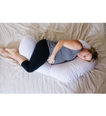The Ultimate Pillow - J Shaped Body Pillow