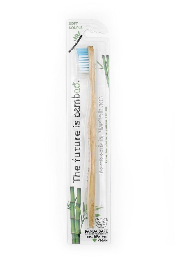 The Future is Bamboo The Future Is Bamboo Adult Toothbrush - Soft