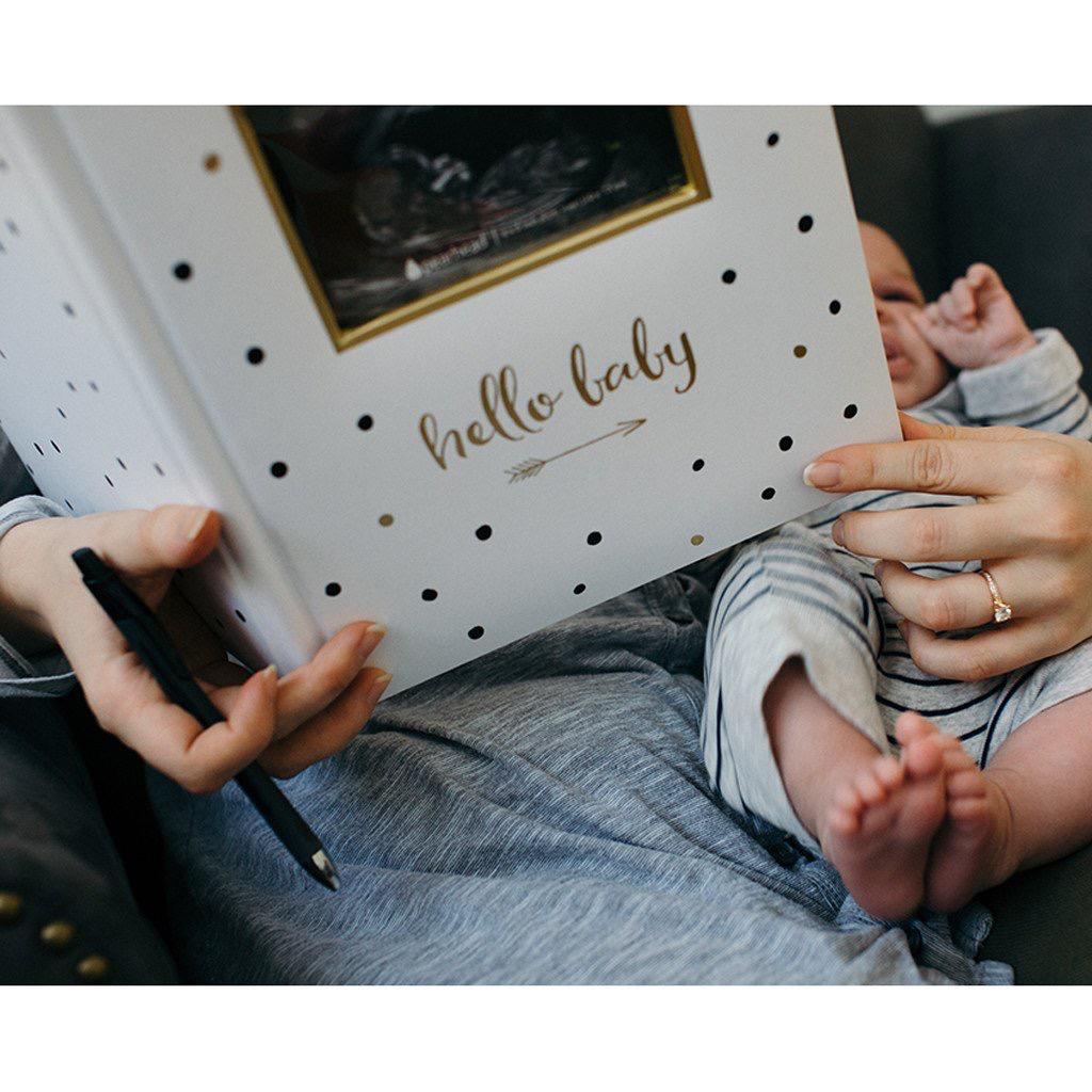 Pearhead Pearhead Babyprints Memory Book