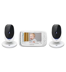 "Motorola Motorola 5"" Digital Video Monitor COMFORT50TWIN"