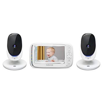 "Motorola Motorola 5"" Digital Video Monitor COMFORT50TWIN"