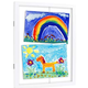 Pearhead Pearhead Children's Artwork Storage Frame
