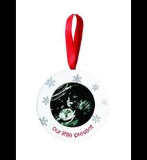 Pearhead Pearhead Sonogram Ornament