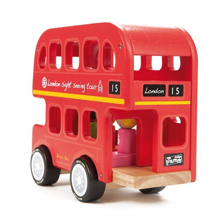 Indigo Jamm Indigo Jamm Bernie's Number Bus