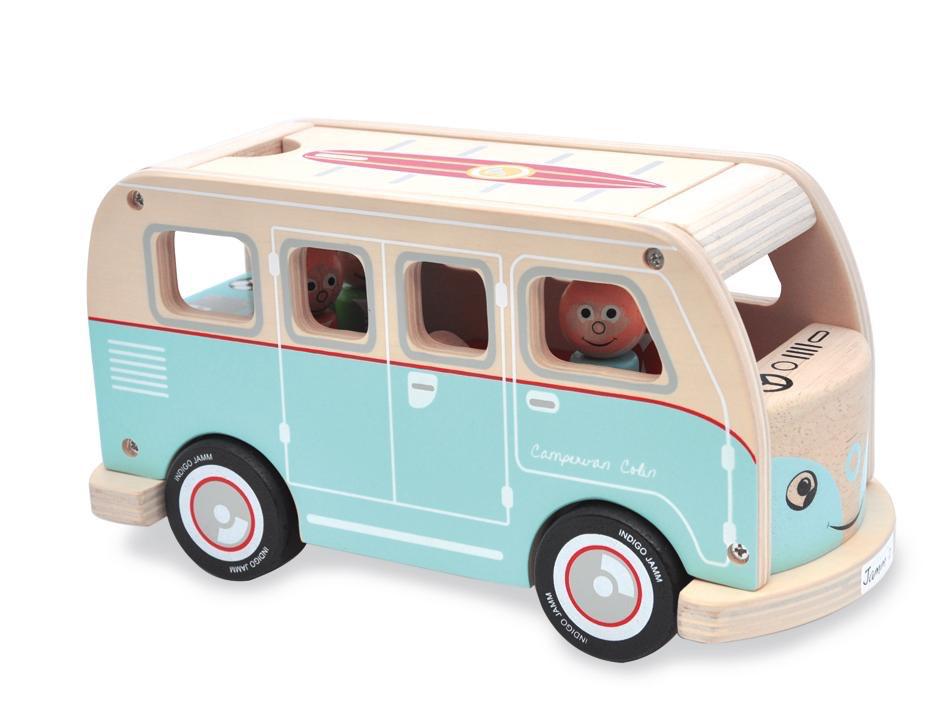 Indigo Jamm Indigo Jamm Colin's Camper Van