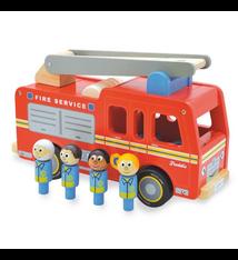 Indigo Jamm Indigo Jamm Freddie's Fire Engine