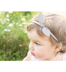 Baby Wisp Baby Wisp - Leather Knot Headband 2 pack