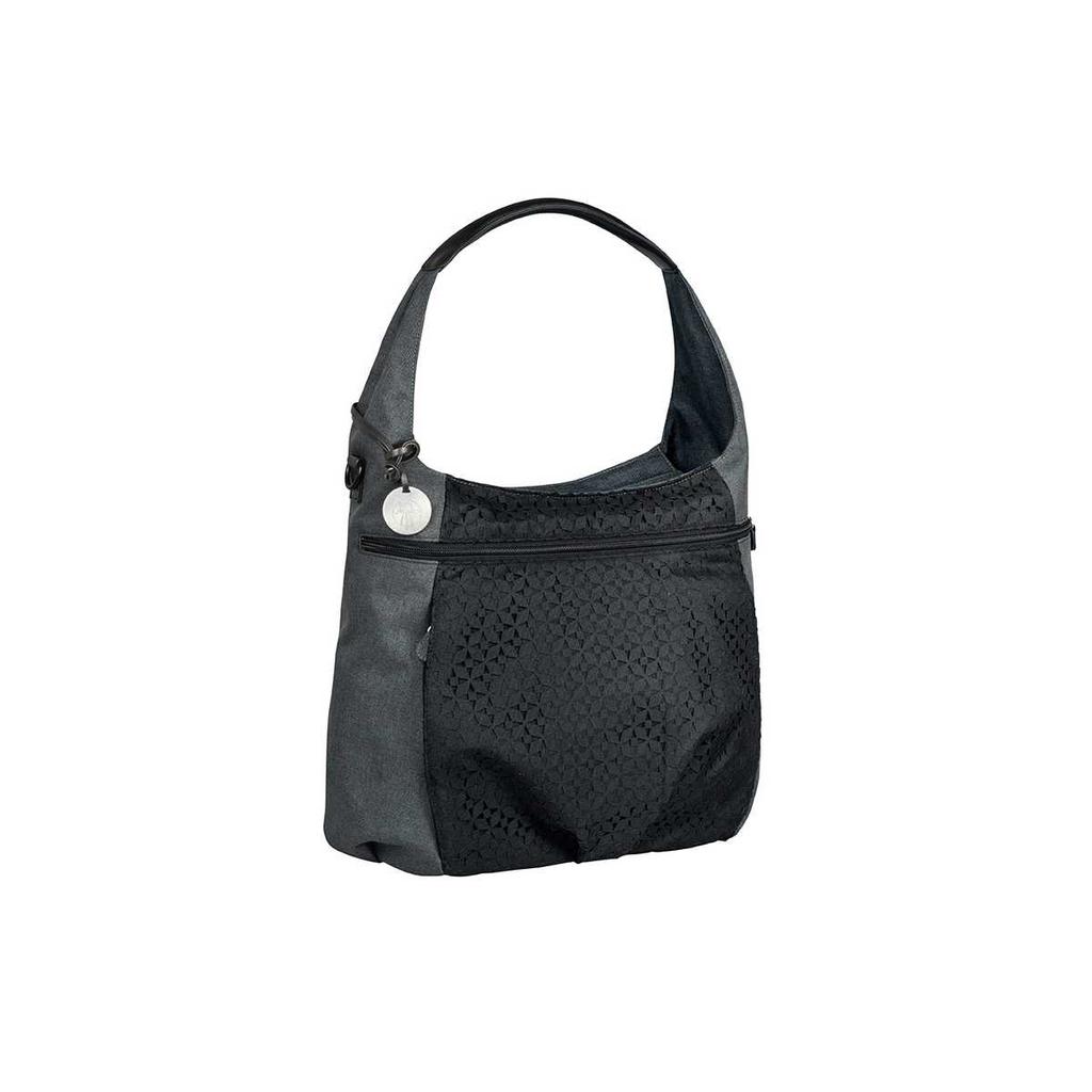 lassig Lassig Casual Hobo Bag - Black