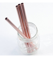 Onyx Onyx Stainless Steel Straw