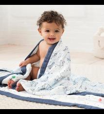 Aden & Anais Aden & Anais White Label Silky Soft Dream Blanket